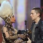 Nicki Minaj and Eminem Tease fans with Dating rumor