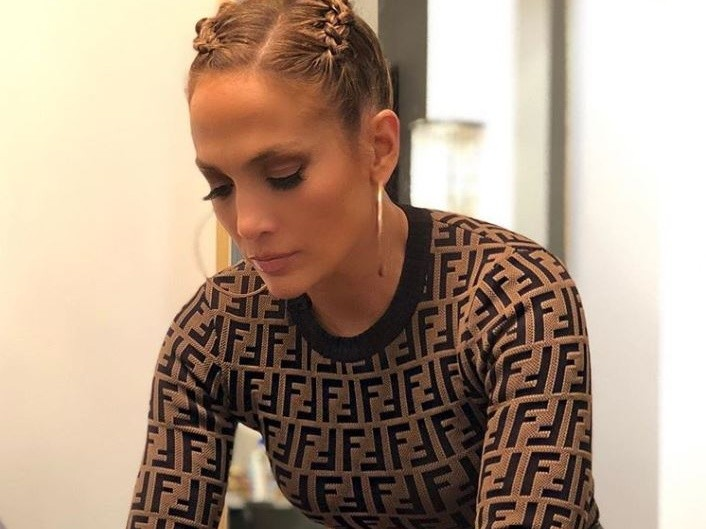 "Jennifer Lopez Recruits Cardi B & DJ Khaled For ""Dinero"""