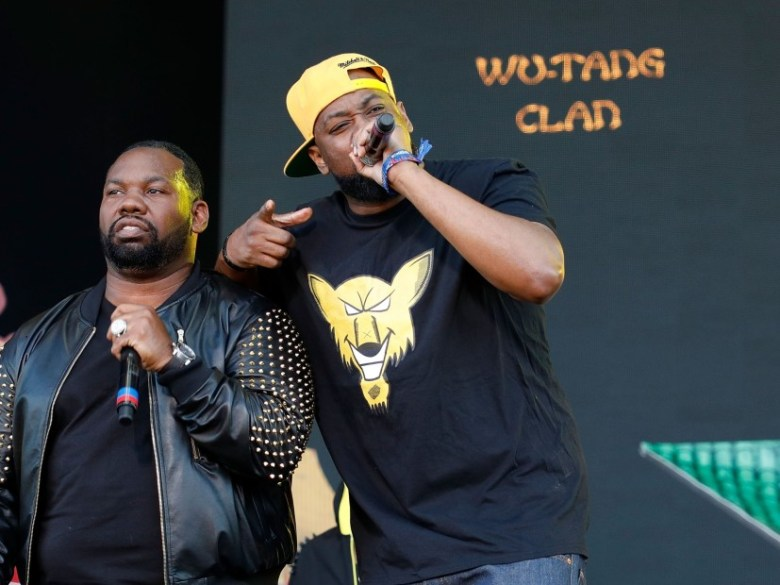 KRS-One, Ice-T, Ghostface Killah & Raekwon To Headline 2018 Art Of Rap Festival