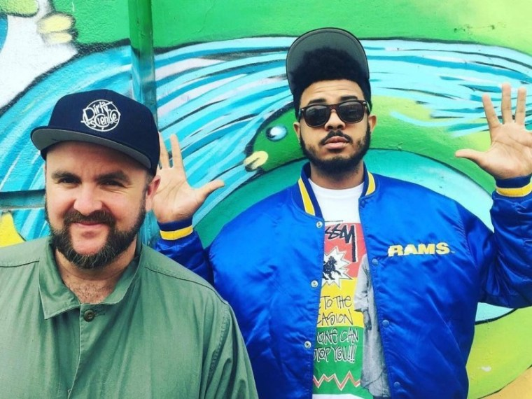 df187434b13d Red Bull Music s Goodness Block Party Delivers Surprise Blu   Exile Set