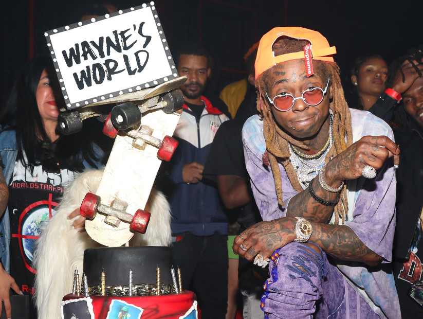 "Special Delivery: Lil Wayne's ""Uproar"" Dance Challenge Is A Thing"