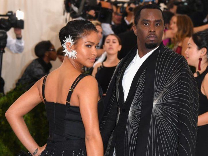 Diddy's Ex Cassie Moves On With New Fitness Guru Boyfriend