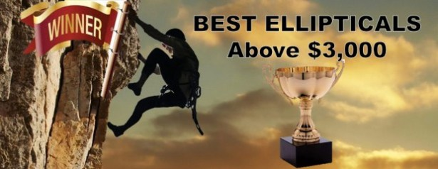 Best Elliptical Trainers Above $3000 in 2014