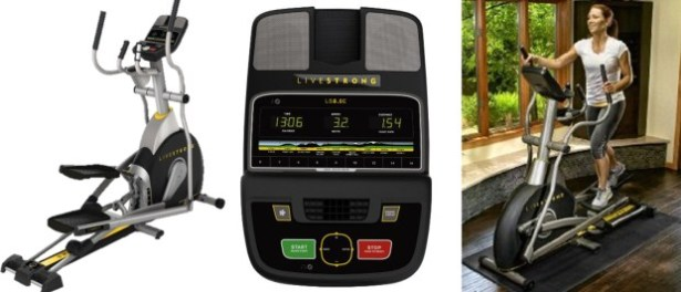 Livestrong LS8.0E Elliptical Trainer | Livestrong Fitness LS8.0E