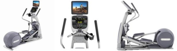 Precor EFX 835 Elliptical Fitness Crosstrainer | Precor 835