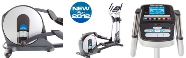 ProForm 10.0 CE Elliptical Review 2012 | Pro-Form 10.0 CE