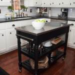 11 Types Of Small Kitchen Islands Carts On Wheels 2020