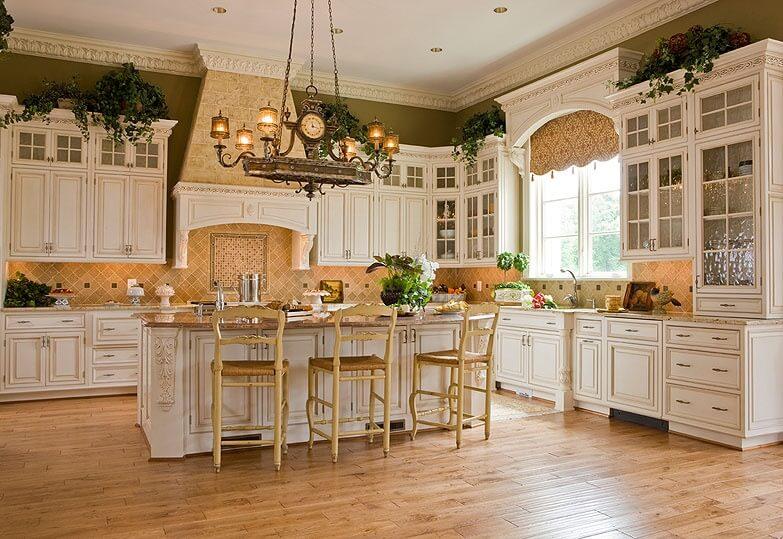 31 Custom Luxury Kitchen Designs (Some $100K Plus) on Luxury Farmhouse Kitchen  id=46305