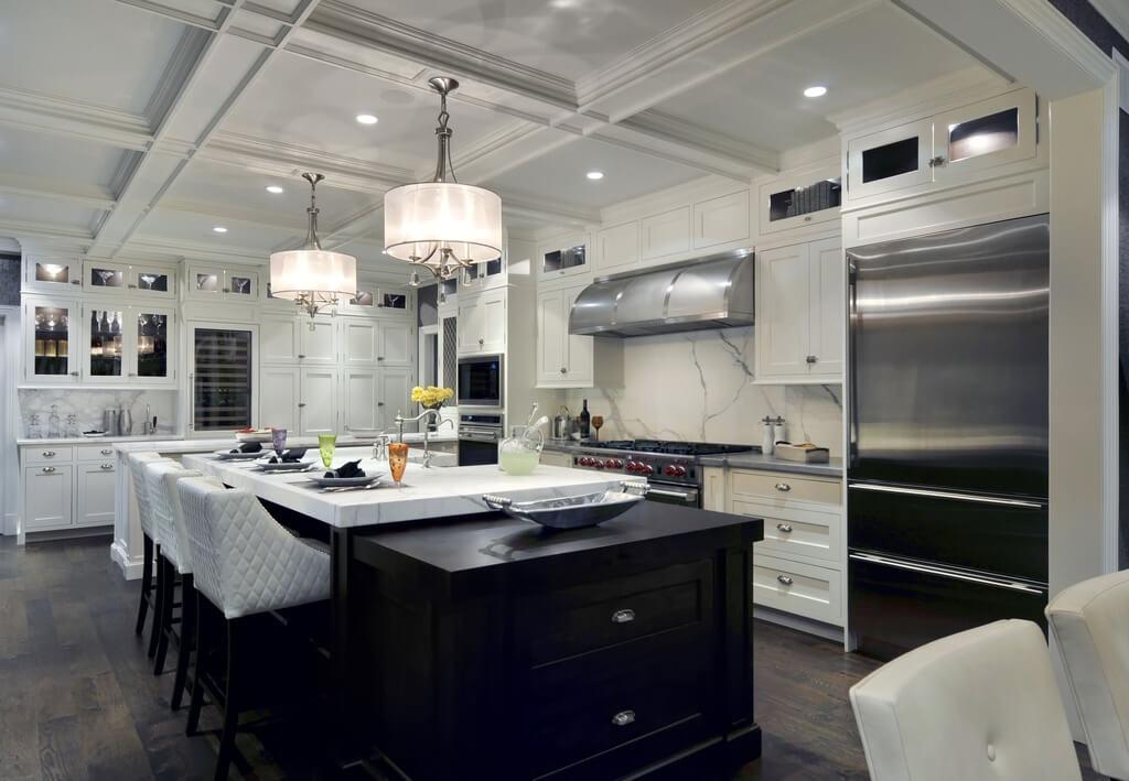 31 Custom Luxury Kitchen Designs (Some $100K Plus) on Ultra Modern Luxury Modern Kitchen Designs  id=54235