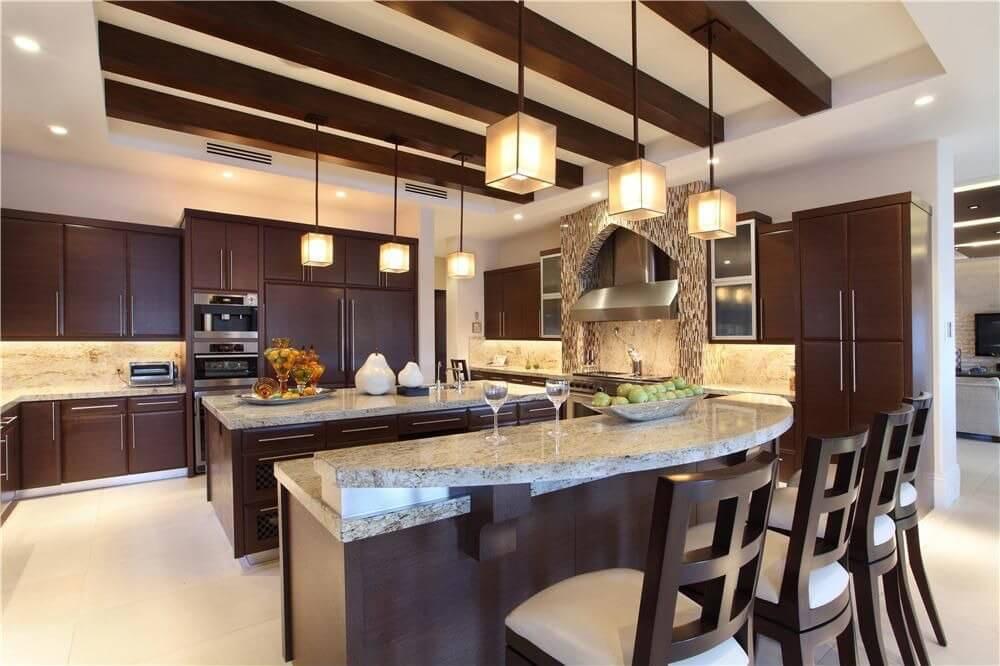 31 Custom Luxury Kitchen Designs (Some $100K Plus) on Ultra Modern Luxury Modern Kitchen Designs  id=35881