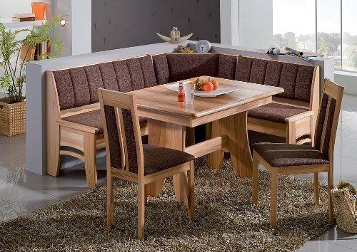 Wow! 23 Space-Saving Corner Breakfast Nook Furniture Sets