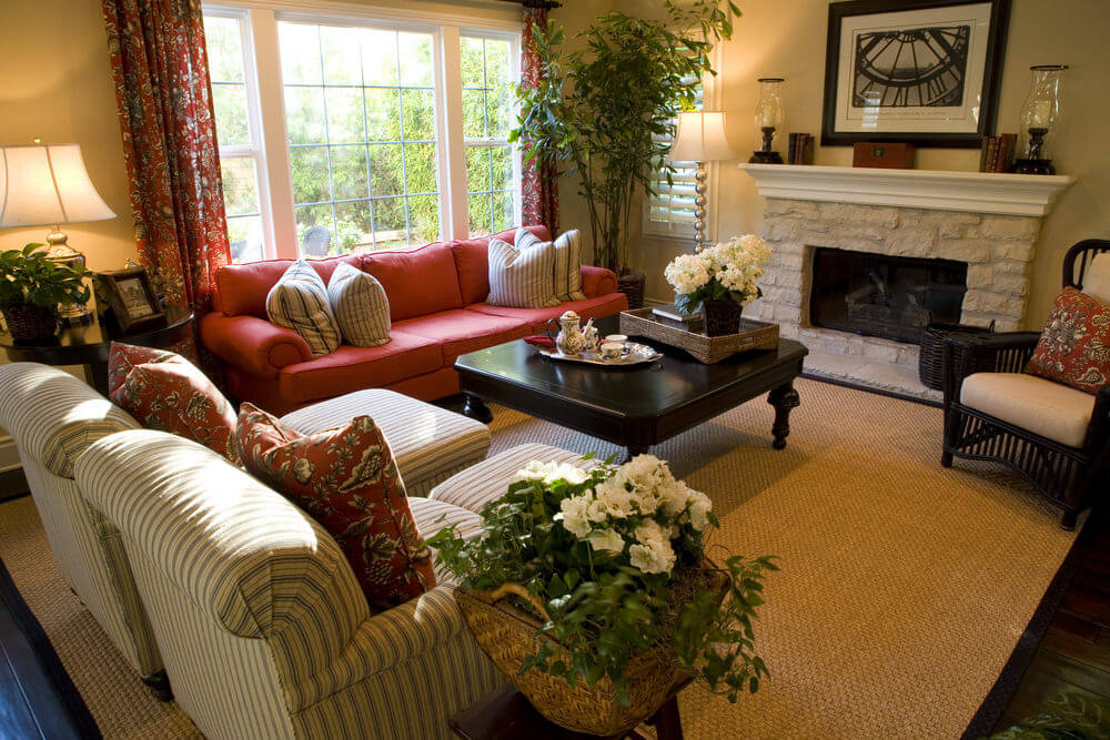 Earth Tone Paint Colors Living Room