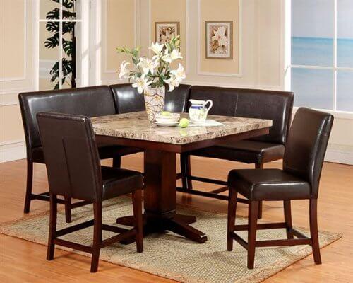 Wow 30 Space Saving Corner Breakfast Nook Furniture Sets