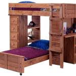 Oscar White Wooden Triple Sleeper Kids Bunk Bed Single Double Size Crazy Price Beds Canada Bunk Beds