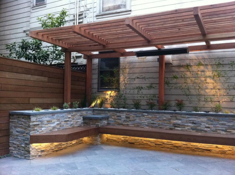 15 New DIY Patio Furniture and Decoration Ideas on Diy Garden Patio Ideas id=48765