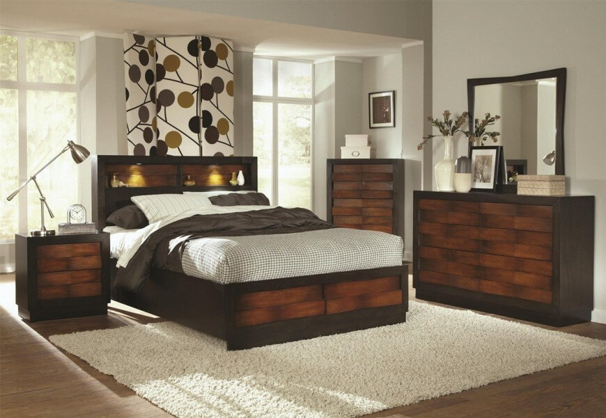 43 Different Types of Beds   Frames for 2018 Beds with lighted headboards can appear in a variety of shapes  styles and  materials