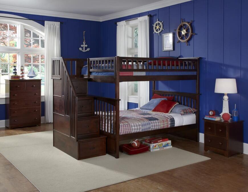 Double Loft Bed Amazon Novocom Top