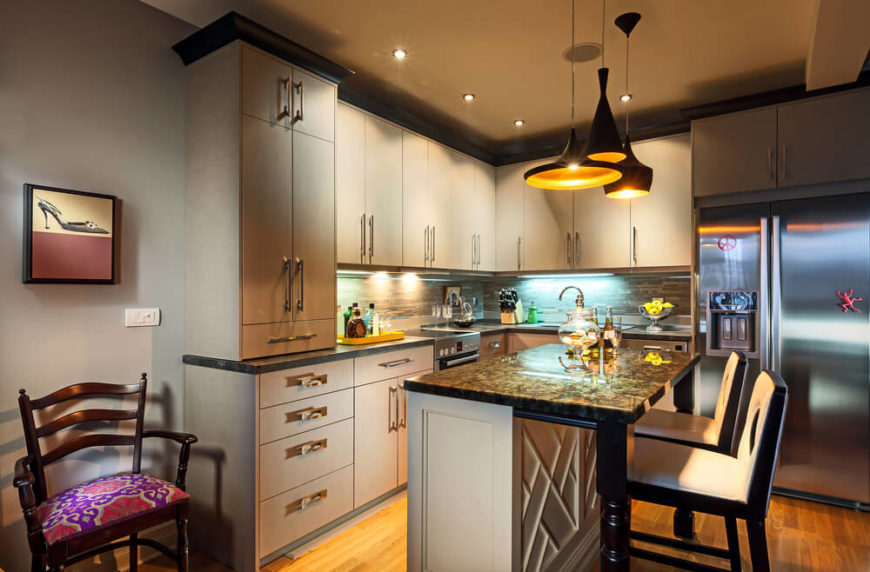 35 DIY Budget-Friendly Kitchen Remodeling Ideas for Your Home on Kitchen Renovation Ideas  id=57438
