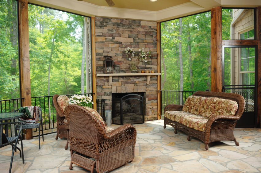 55 Luxurious Covered Patio Ideas (Pictures) on Covered Patio Design Ideas id=66689