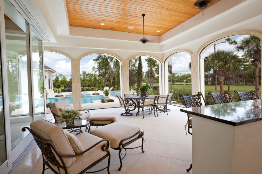55 Luxurious Covered Patio Ideas (Pictures) on Covered Patio Design Ideas id=45507
