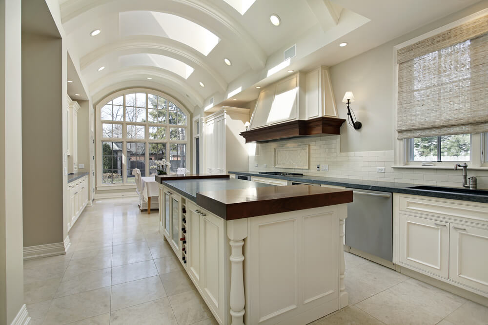 52 Beautiful Kitchens with Skylights (PICTURES) on Beautiful Kitchen  id=69987