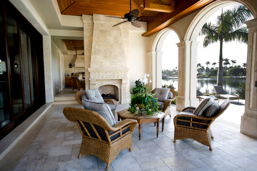 55 Luxurious Covered Patio Ideas (Pictures) on Covered Patio Design Ideas id=23368