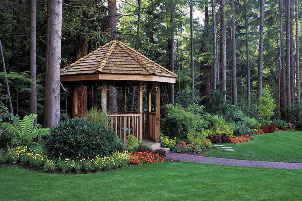 41 Stunning Backyard Landscaping Ideas (PICTURES) on Stunning Backyards  id=44774