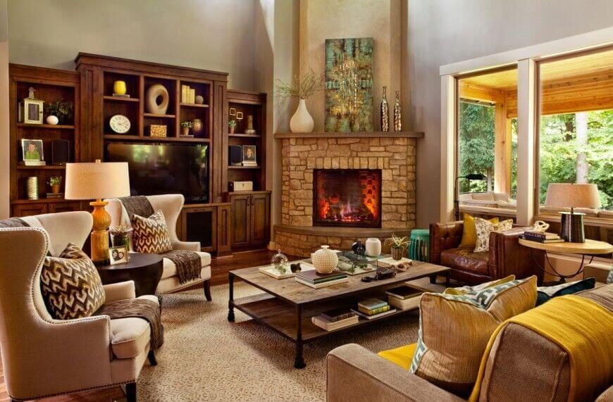 Quaint Living Room Ideas