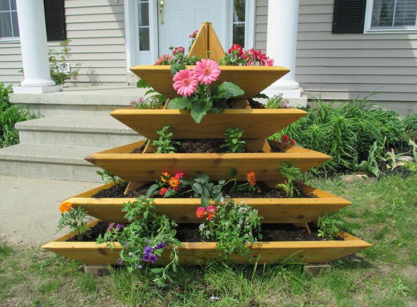 41 Backyard Raised Bed Garden Ideas on Backyard Raised Garden Bed Ideas id=60334
