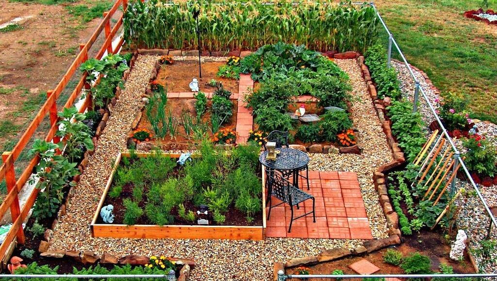 Raised Vegetable Garden Table Plans