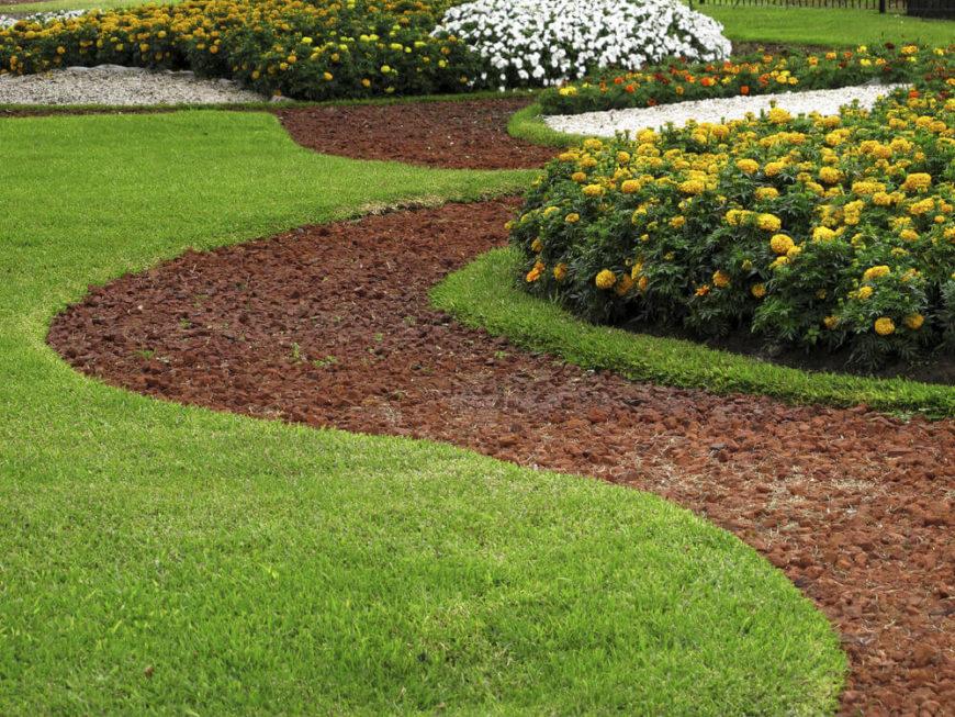 40 Remarkable Backyard Grass Ideas on Turf Backyard Ideas id=25051