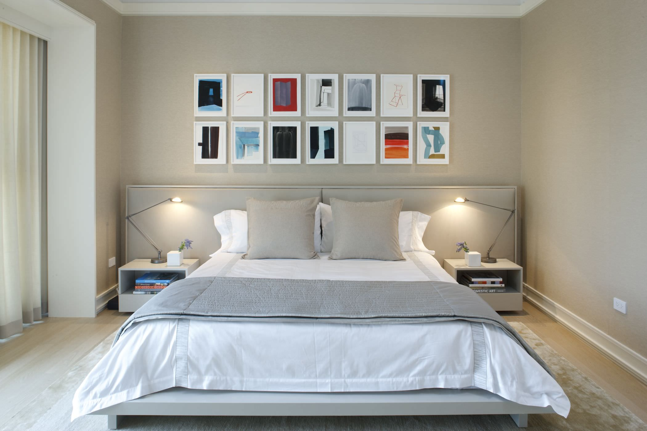 23 Small Master Bedroom Design Ideas and Tips on Best Master Bedroom Ideas  id=91707