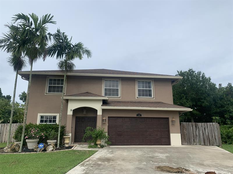 Home For Rent 114 Nottingham Road, Royal Palm Beach, FL