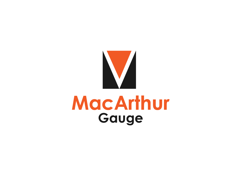 Fun Logo Design For Macarthur Gauge