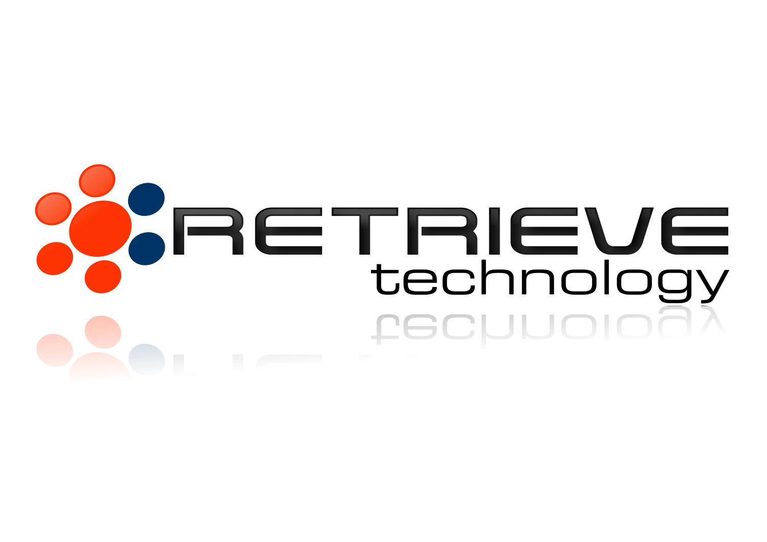 Artistic Logo Design For Retrieve Technologies