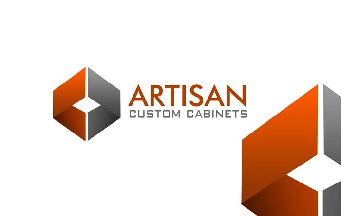 Creative Logo Design For Artisan Custom Cabinets