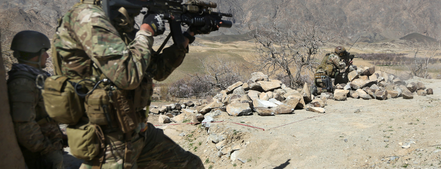 US Commando Killed By Roadside Bomb In AfghanistanThe