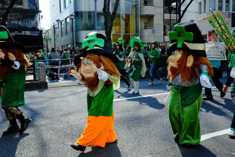 St. Patrick's Day - Irish Celebrations Around the World