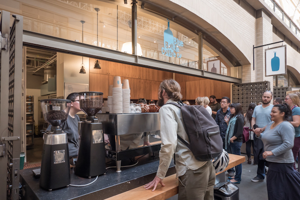 Image result for coffee shop line