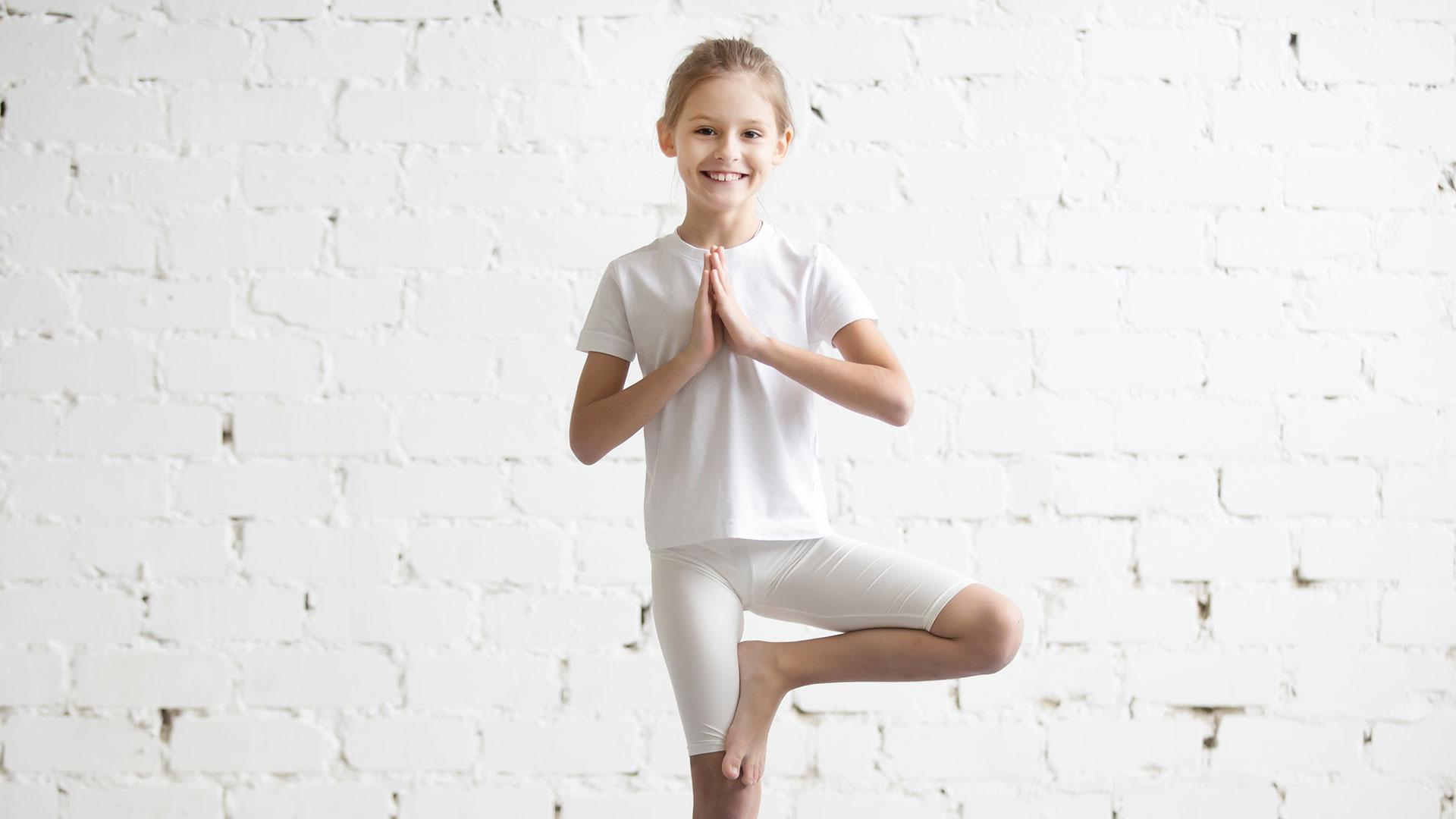The Secret To Teaching Yoga To Children