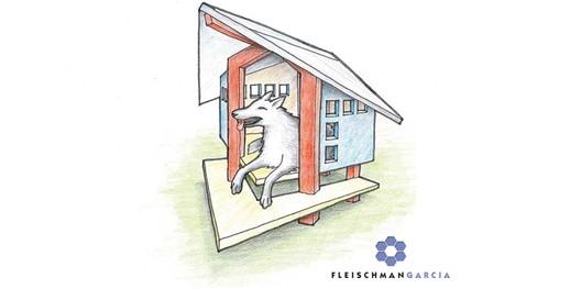 Jeff Pelszynski - Fleischman Garcia Architects. Image via BowWow Haus London