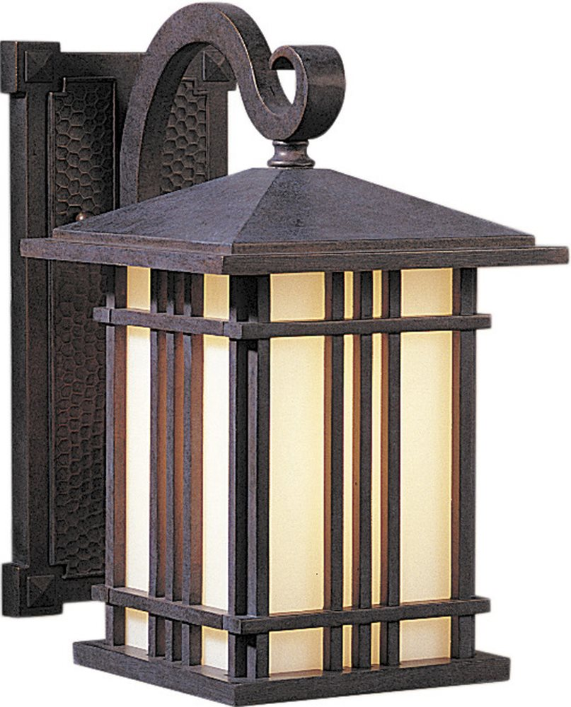 prairie house transitional outdoor wall sconce