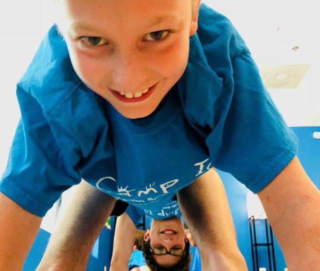 One Week Of Camp Io Science Yoga Summer