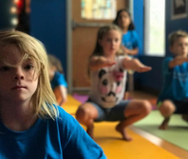 Up To 33 Off Camp Io Science Yoga Summer Camp For Ages 5 To