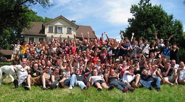 Party Paticipants CS Paella 2008