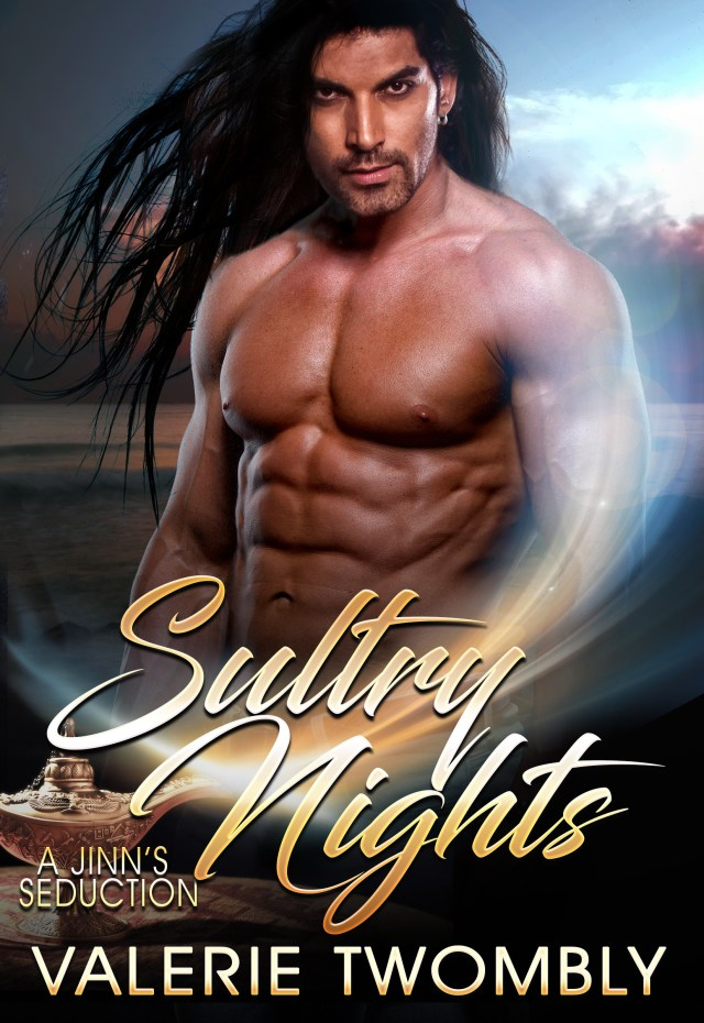 Sultry Nights - Paperback, signed 0000005