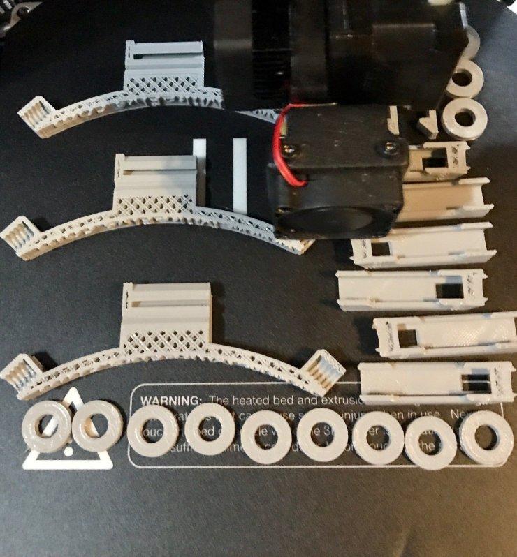 3D print files of Float Kit for Mavic Pro MPF-3dPF