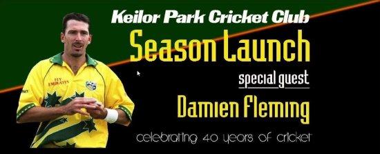 Season Launch - Celebrating 40 Years of Cricket 00000