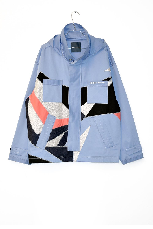 Borgesius Coat 002019CO002