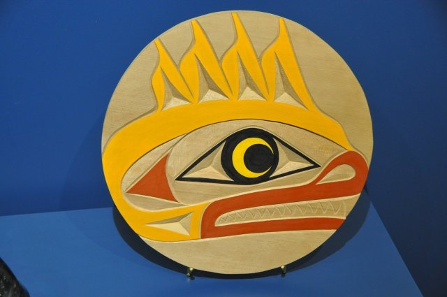 """Red Snapper"" Plaque, by Noel Brown 00006"